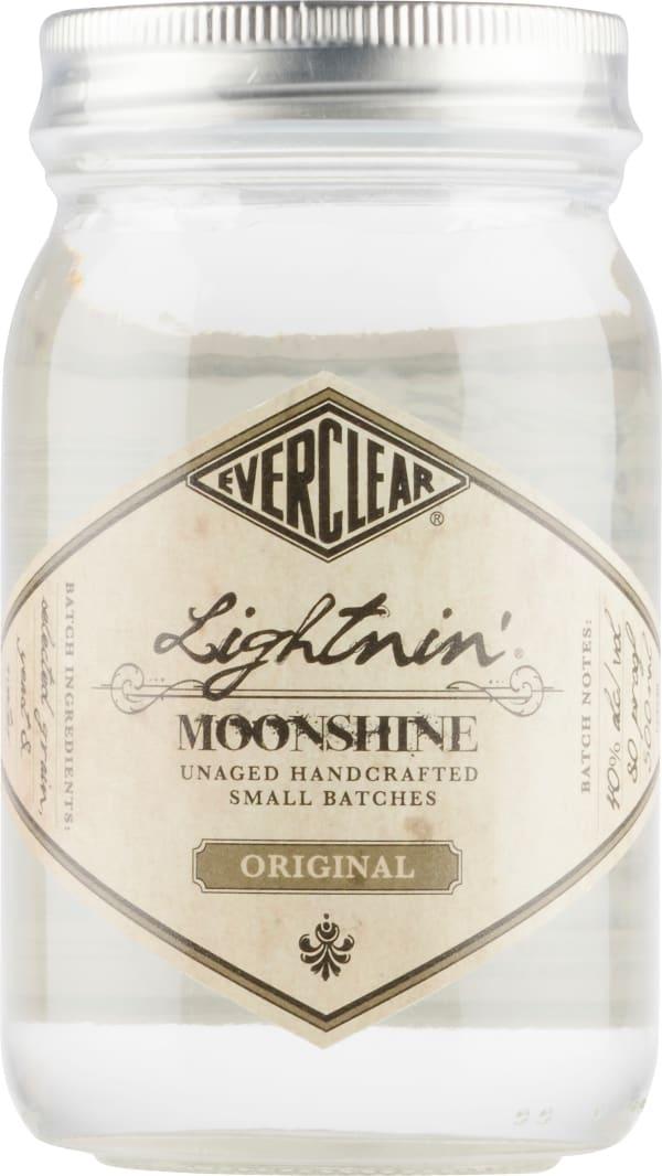 Everclear Lightnin' Moonshine Original annat
