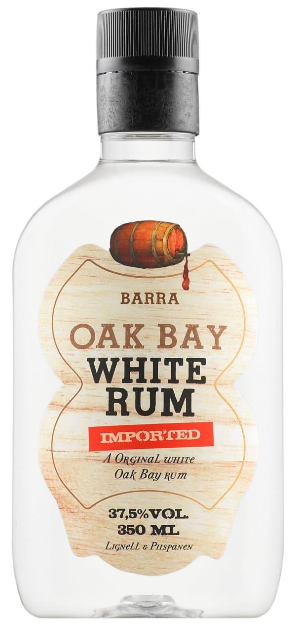 Barra Oak Bay White plastic bottle
