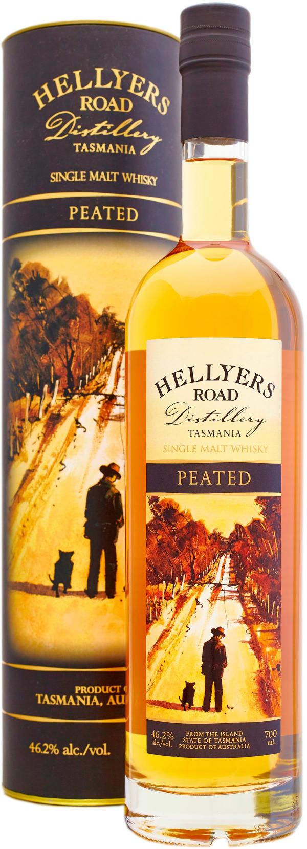 Hellyers Road Peated Single Malt