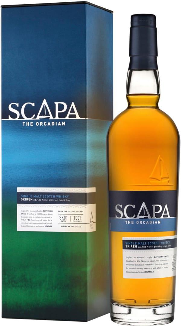 Scapa Skiren The Orcadian Single Malt