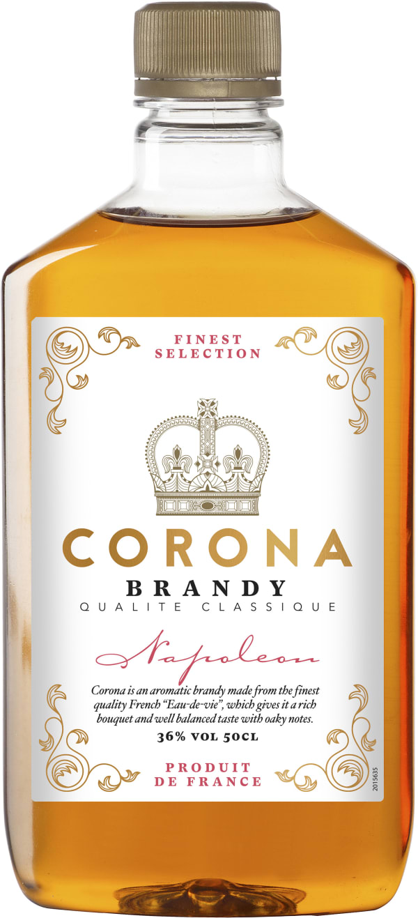 Corona Finest Napoleon plastflaska