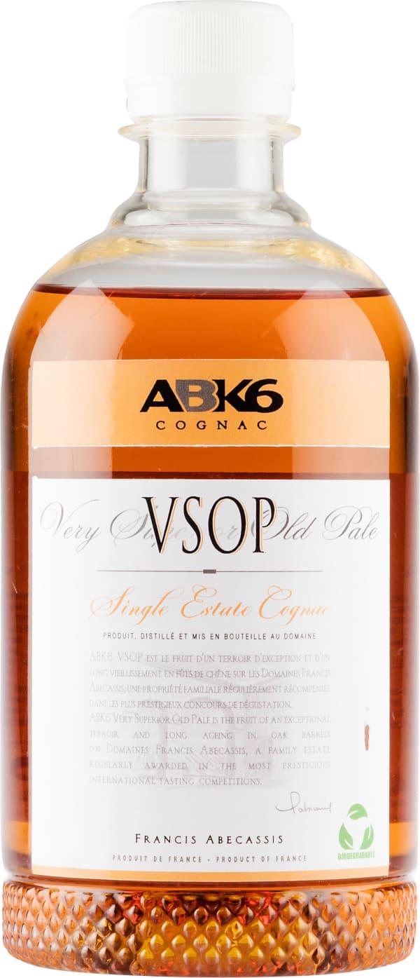 ABK6 VSOP Single Estate plastic bottle