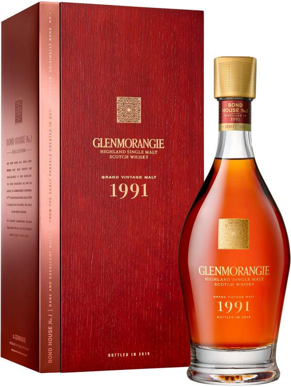 Glenmorangie Grand Vintage Malt 1991