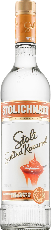 Stolichnaya Stoli Salted Karamel