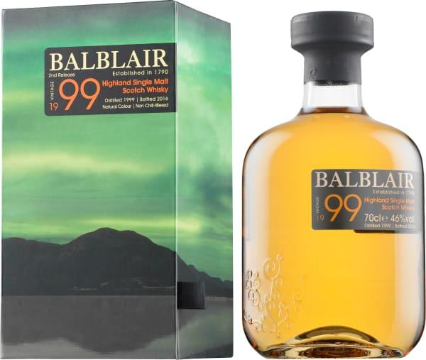 Balblair 1999 Single Malt