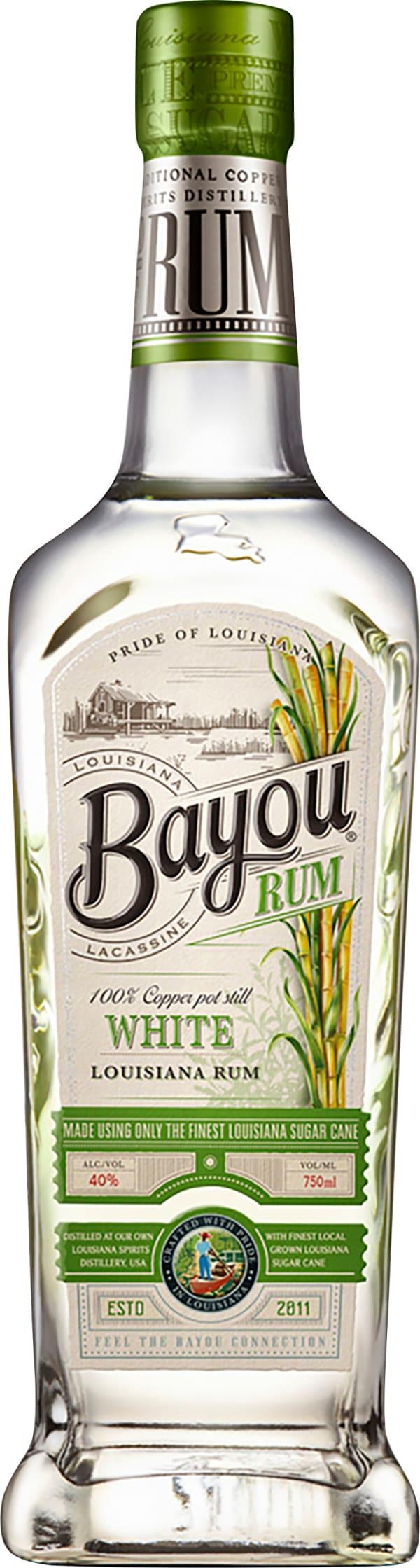 Bayou White