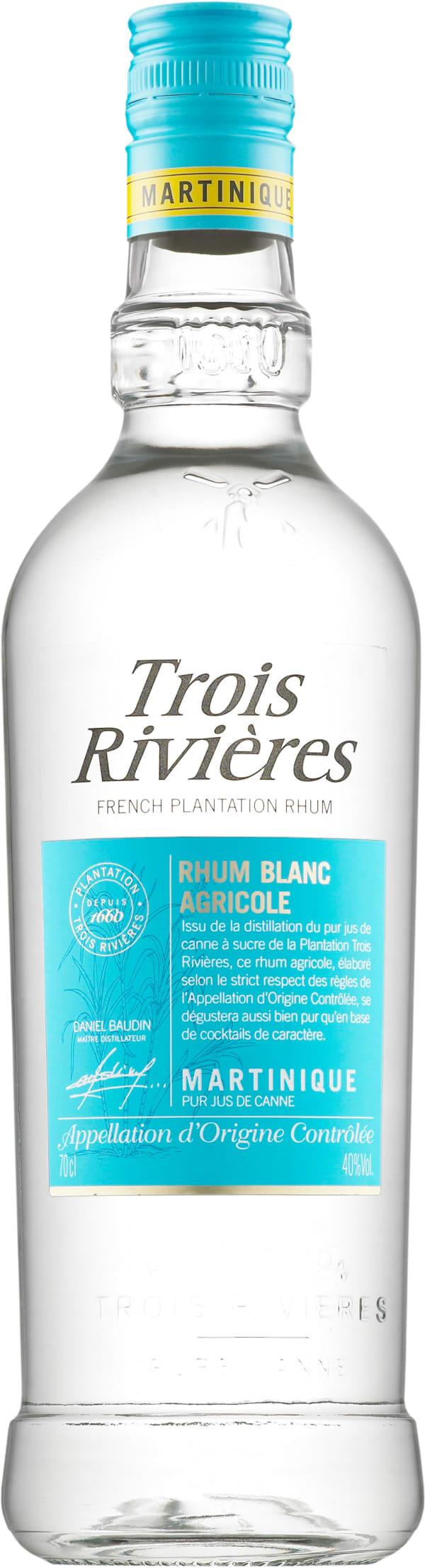 Trois Rivières Blanc Agricole