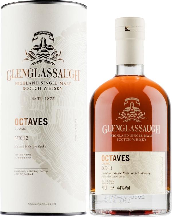 GlenGlassaugh Octaves Classic Batch 2 Single Malt