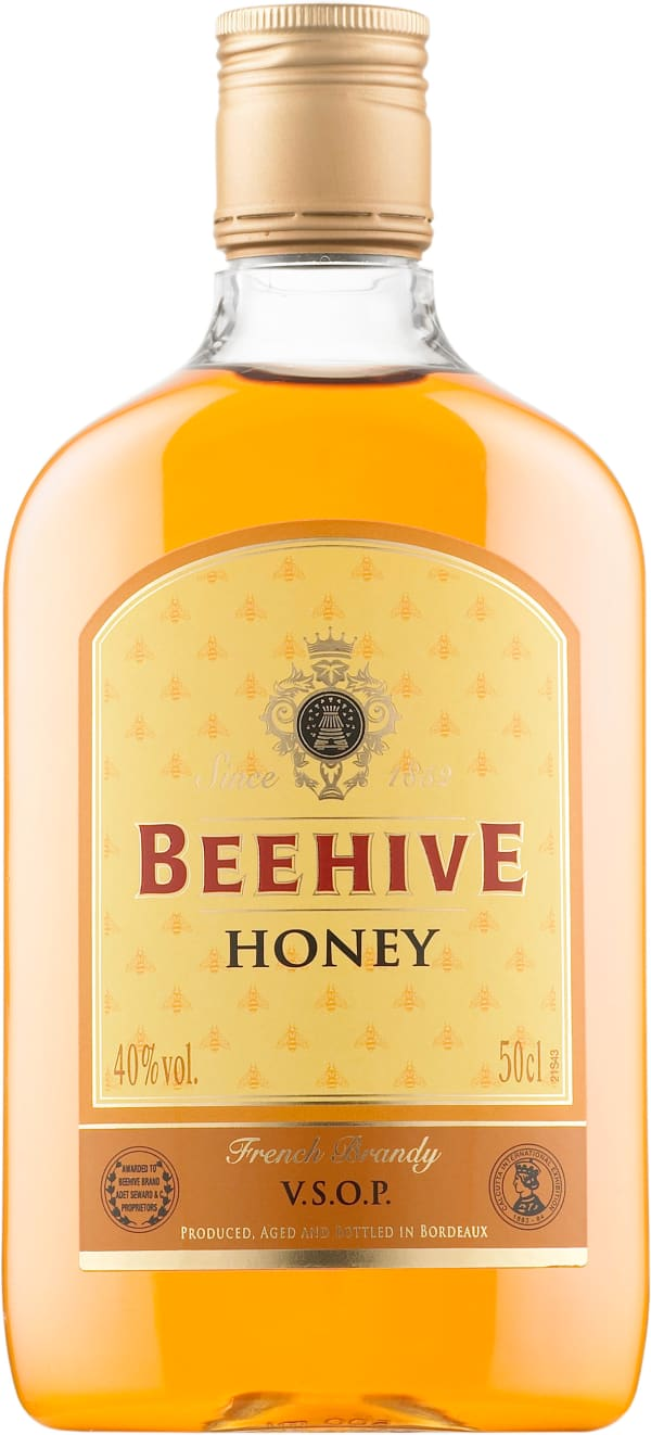 Beehive Honey plastic bottle