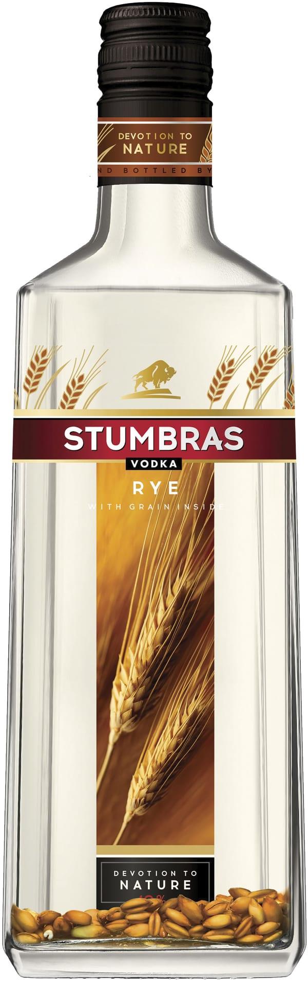 Stumbras Vodka Rye