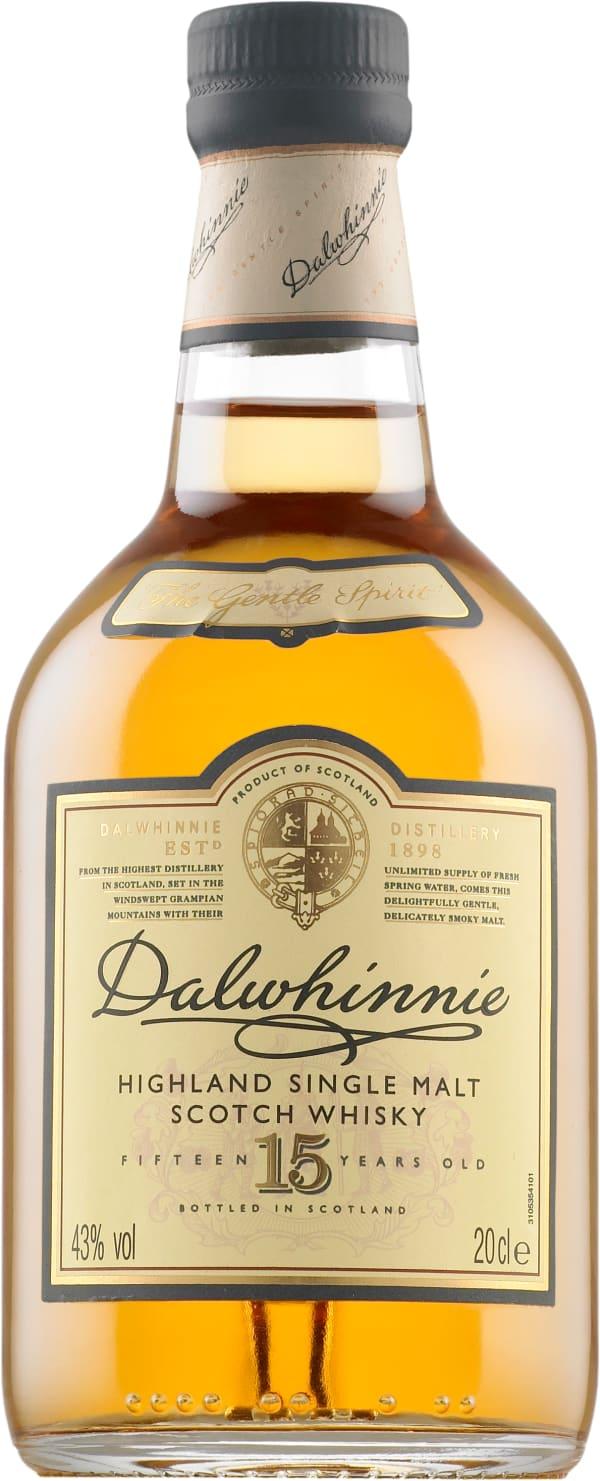 Dalwhinnie 15 Year Old Single Malt