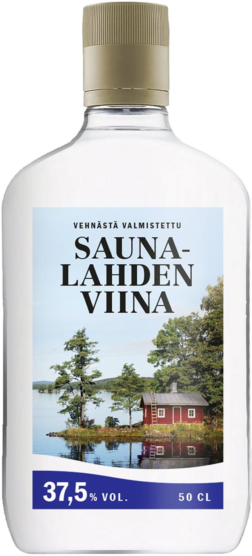 Saunalahden Viina plastic bottle