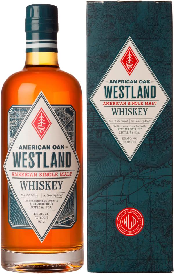 Westland American Oak Single Malt