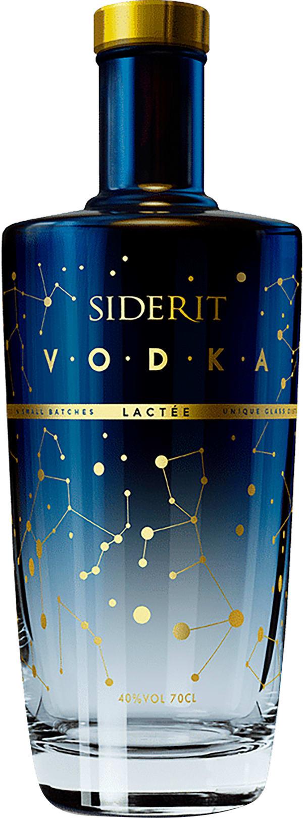 Siderit Vodka Lactée