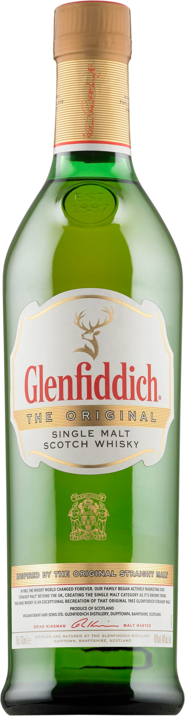 Glenfiddich The Original Single Malt