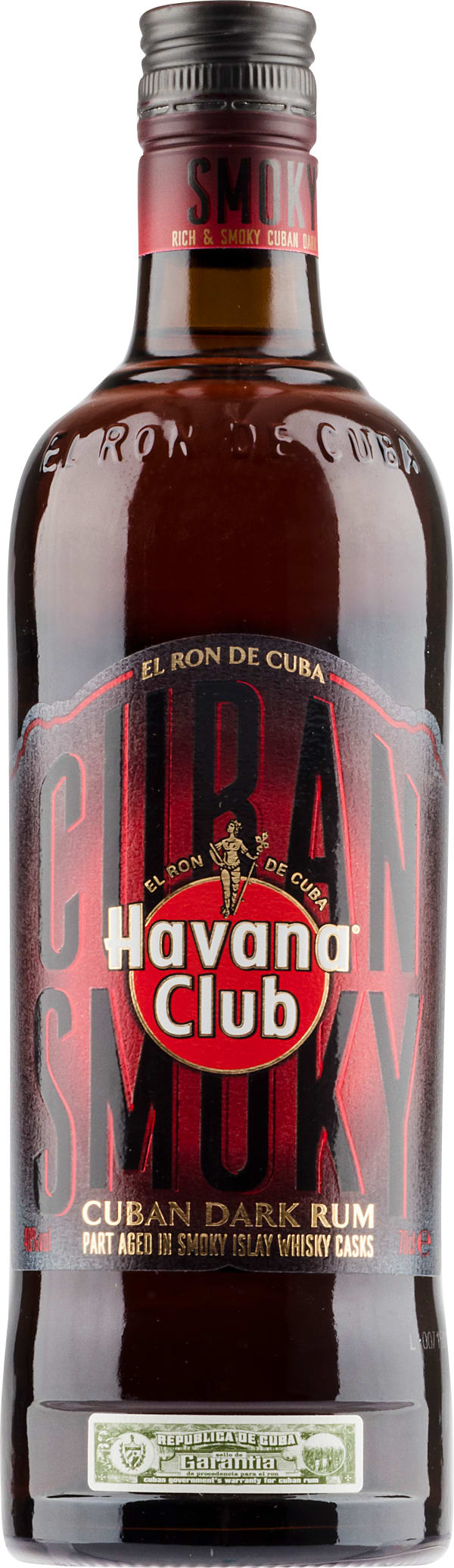 Havana Club Cuban Smoky