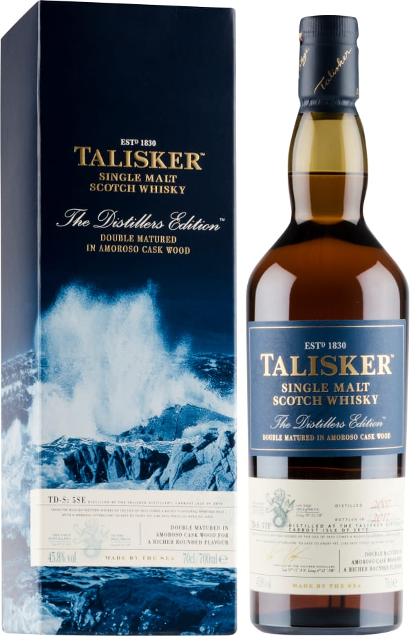 Talisker The Distiller's Edition 2017 Single Malt