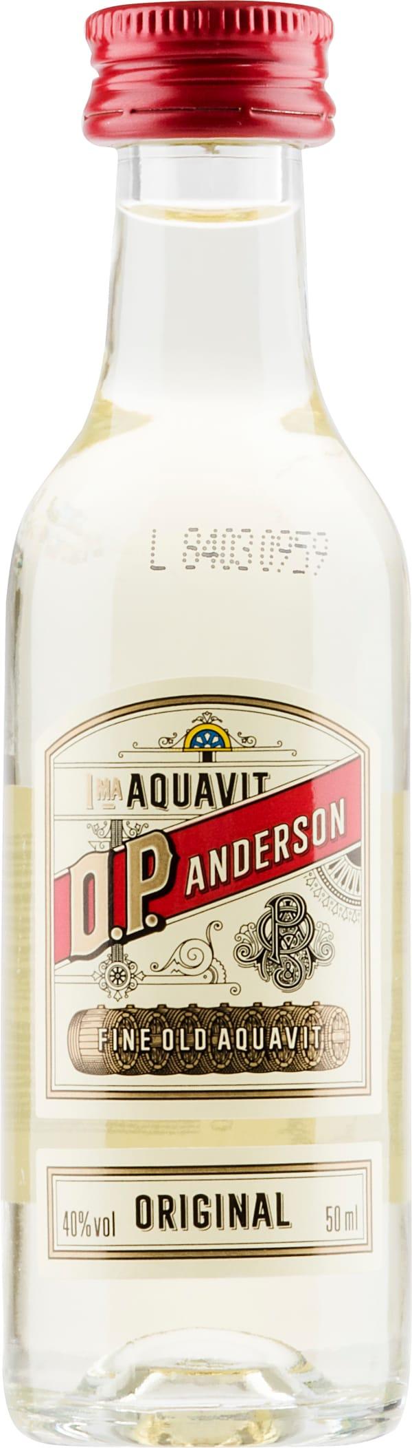 O.P. Anderson Aquavit