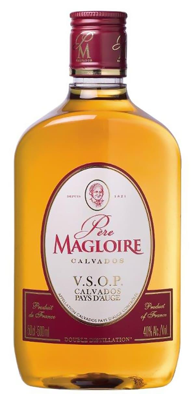 Père Magloire VSOP Calvados plastic bottle