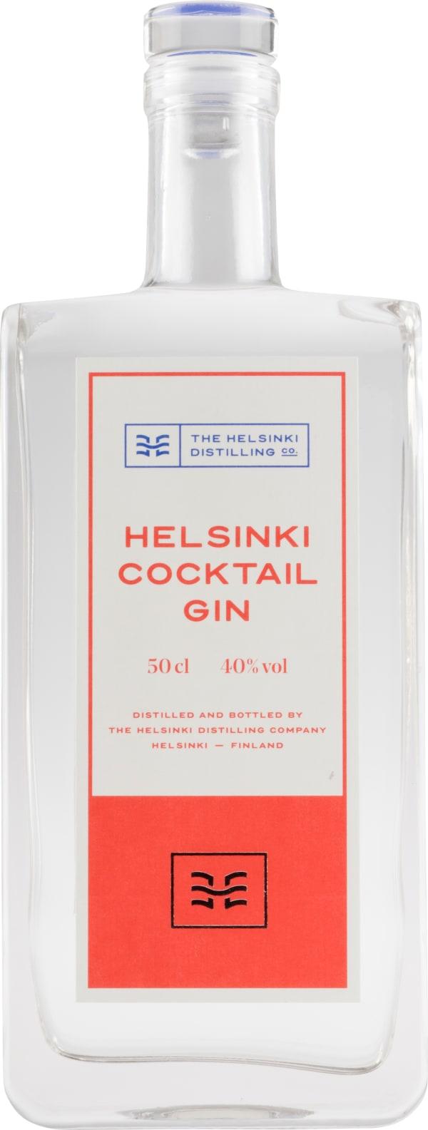Helsinki Distilling Company Cocktail Gin