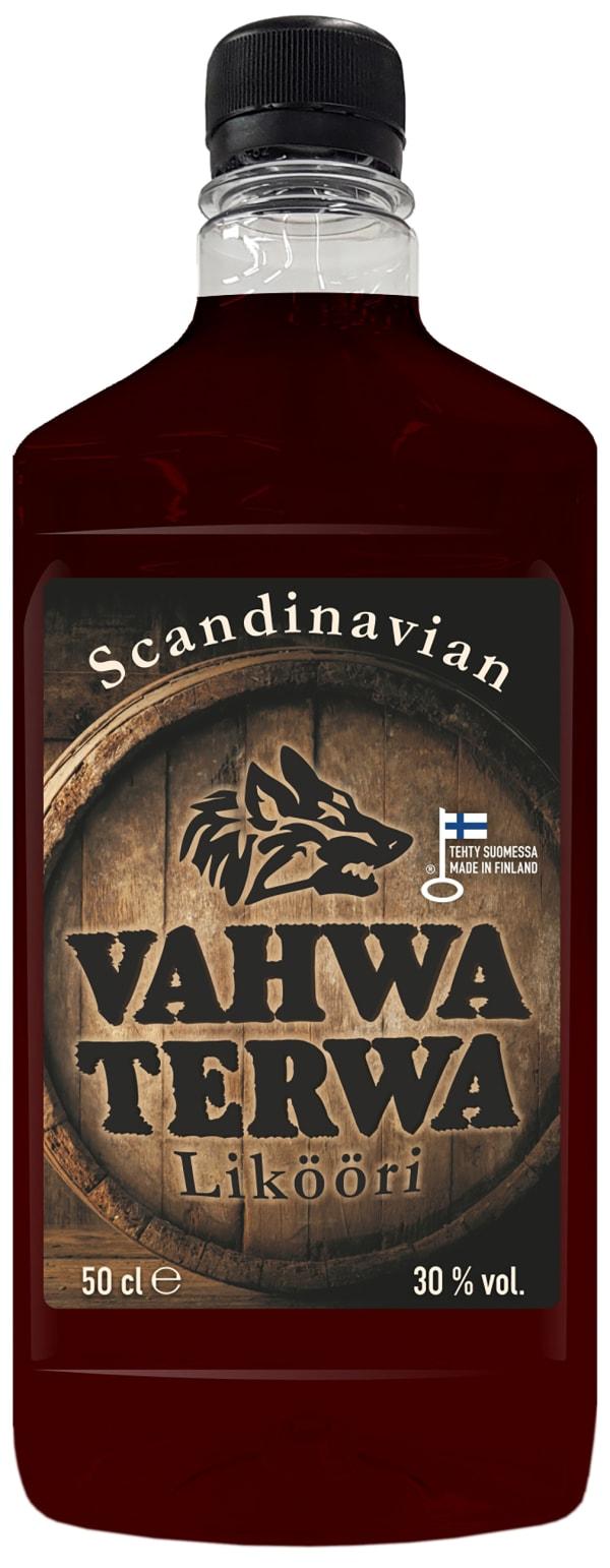 Scandinavian Vahwa Terwa plastflaska