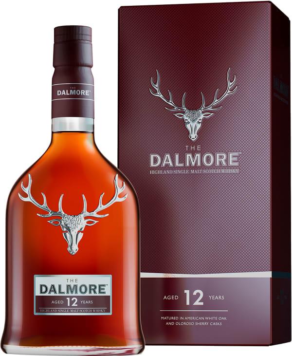 The Dalmore 12 Year Old Single Malt