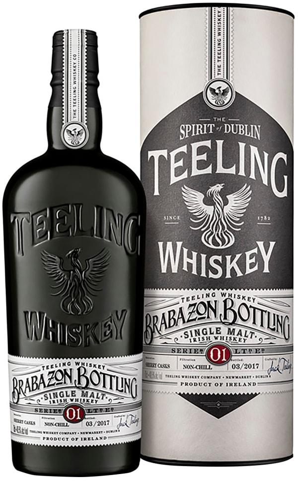 Teeling Single Malt Brabazon Bottling 1