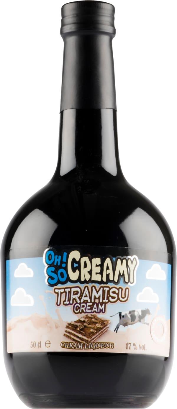Oh So Creamy Tiramisu Cream