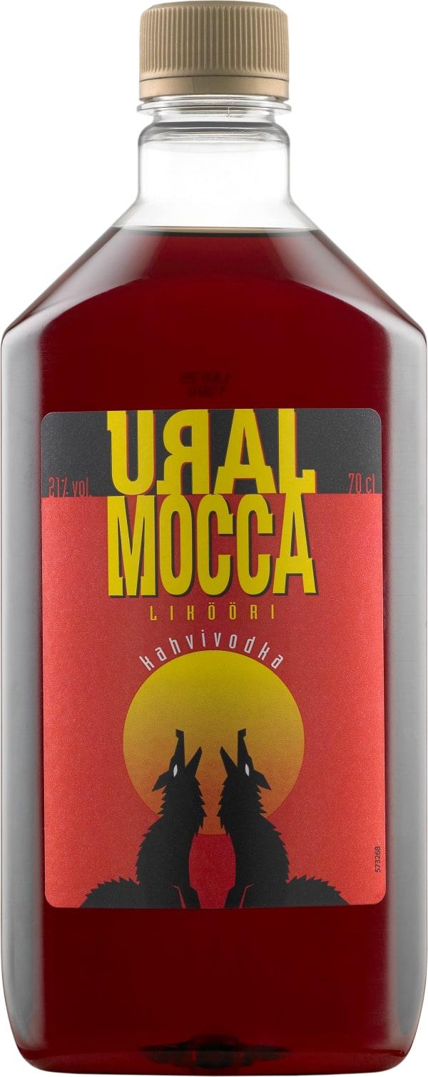 Ural Mocca plastic bottle