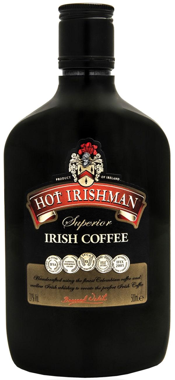 Hot Irishman Irish Coffee plastflaska