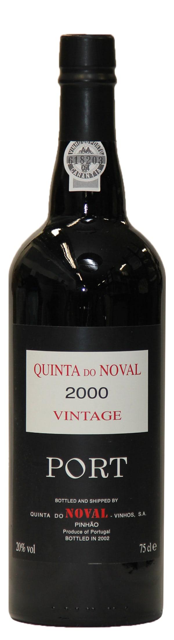 Quinta do Noval Vintage Port 2000