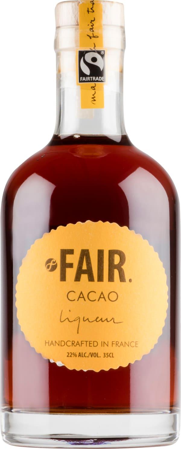 Fair. Cacao Liqueur