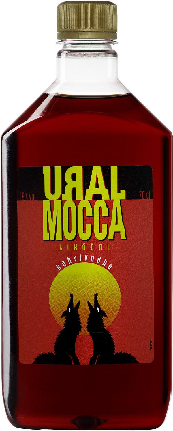 Ural Mocca muovipullo
