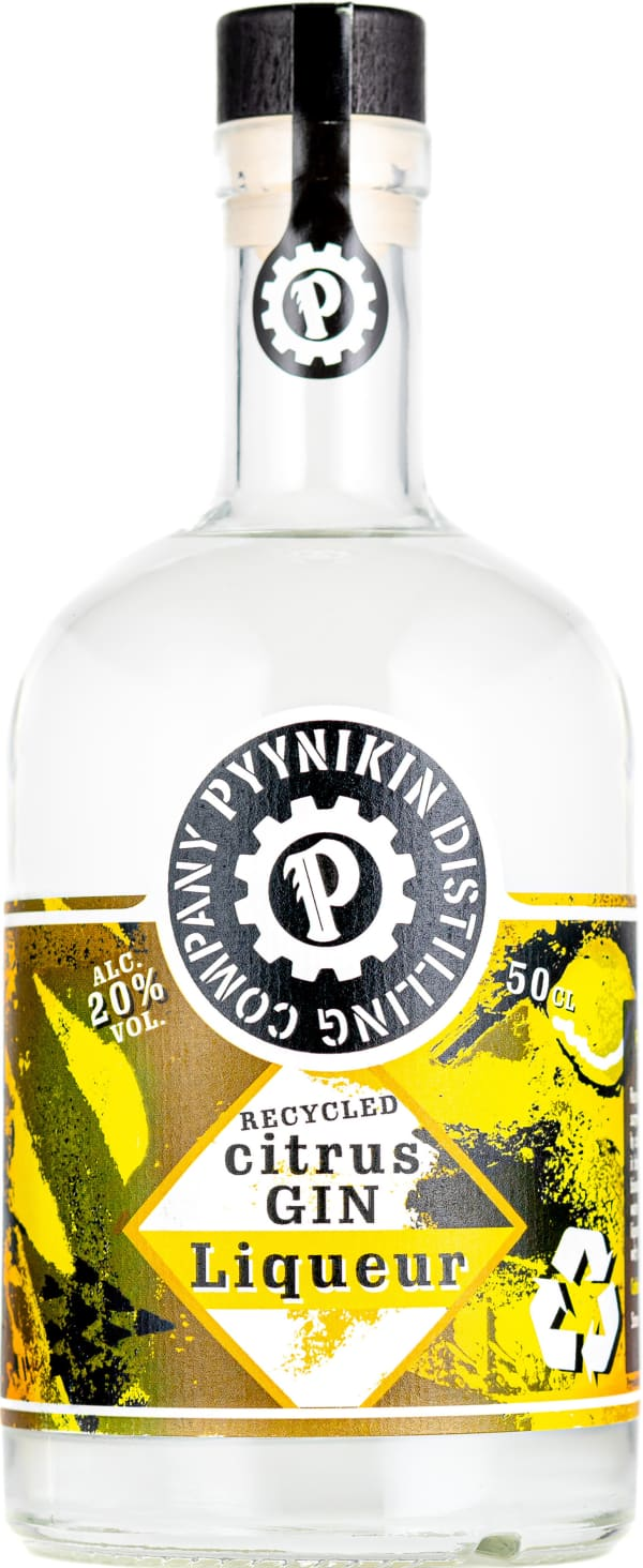 Pyynikin Recycled Citrus Gin Liqueur