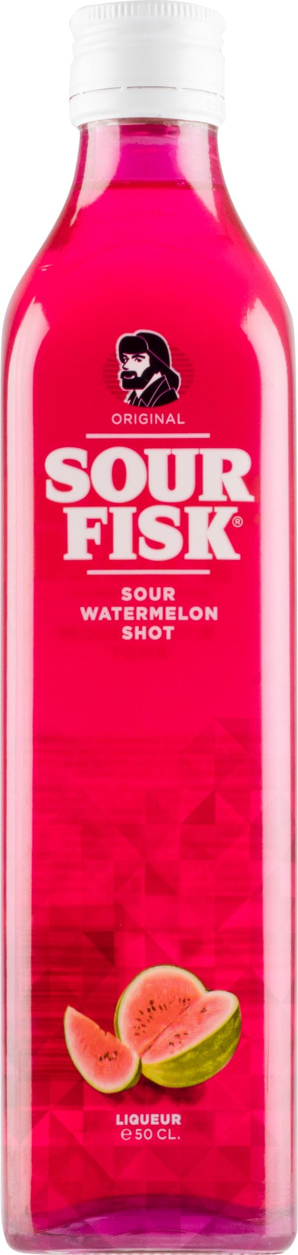 Sour Fisk Sour Watermelon