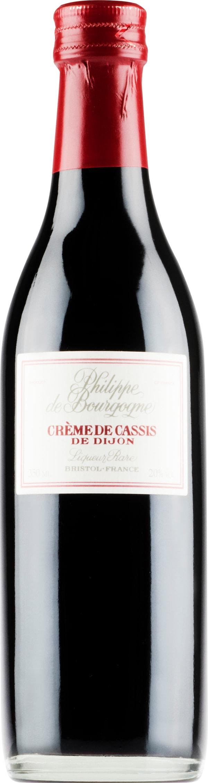 Philippe de Bourgogne Crème de Cassis de Dijon