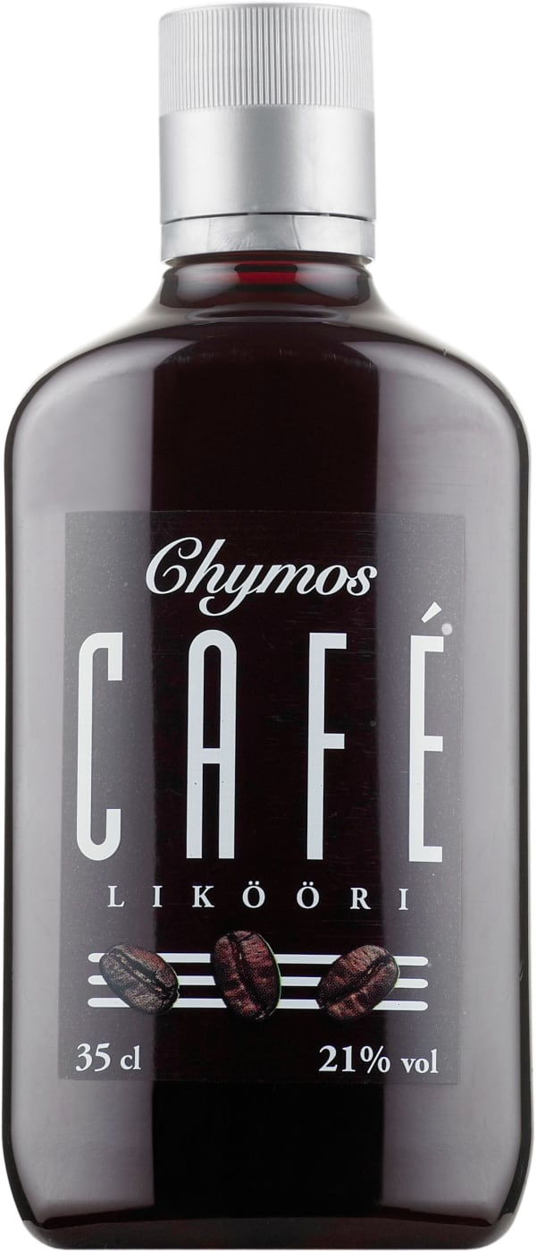 Chymos Café plastic bottle