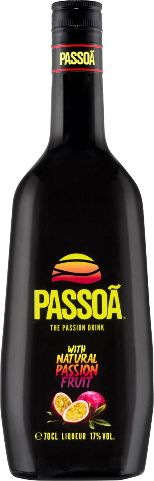 Passoã Passion Fruit