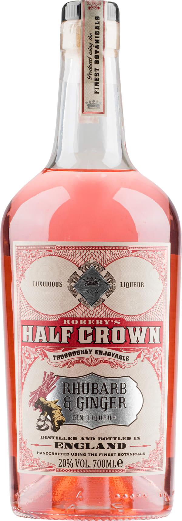 Half Crown Rhubarb & Ginger