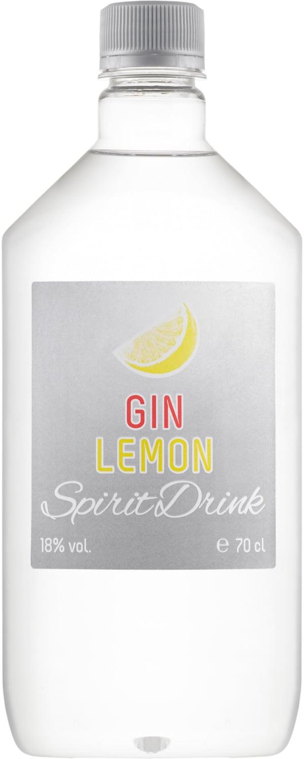 Gin Lemon plastflaska