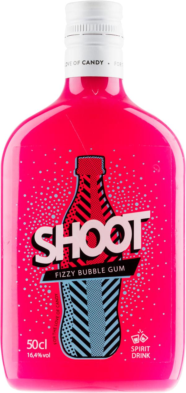 Shoot Fizzy Bubble Gum plastflaska