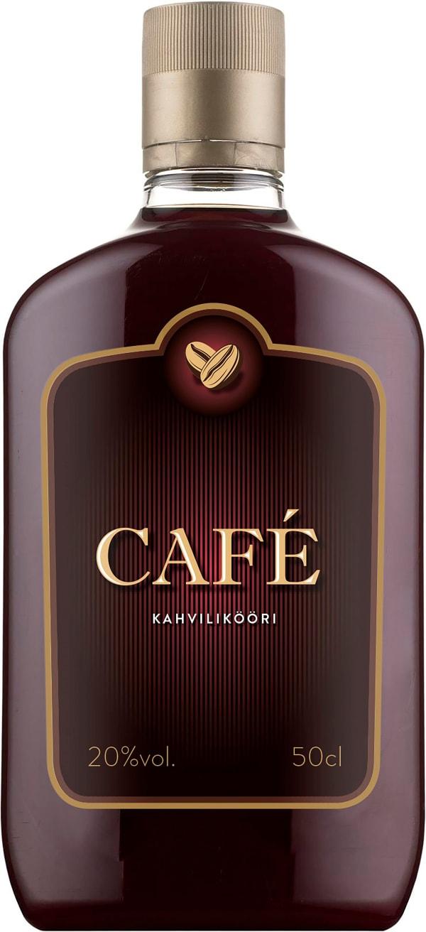 Café Kahvilikööri muovipullo