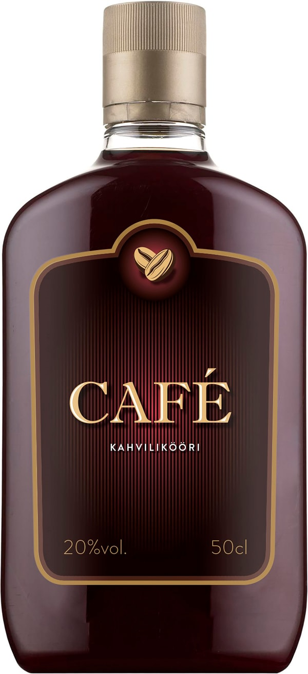 Café Kahvilikööri plastic bottle