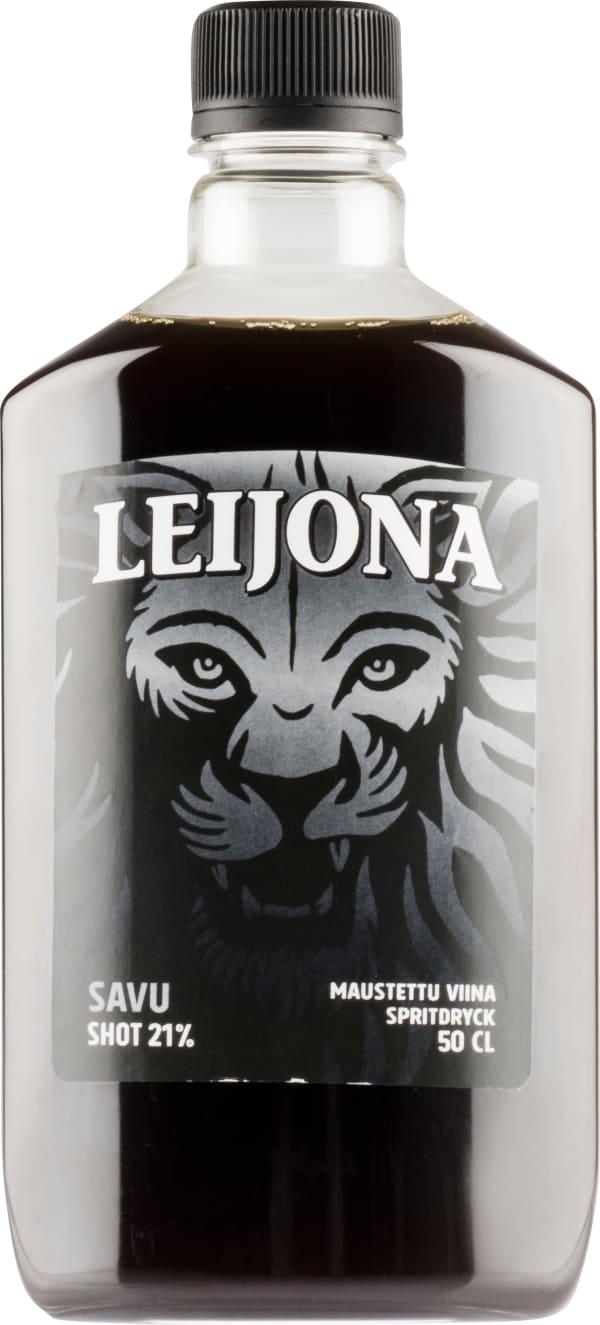 Leijona Savu Shot plastflaska