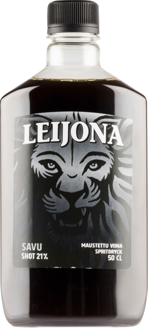 Leijona Savu Shot plastic bottle