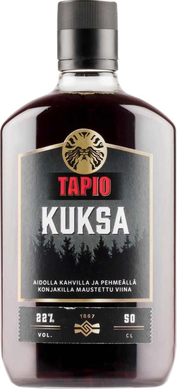 Tapio Kuksa plastic bottle