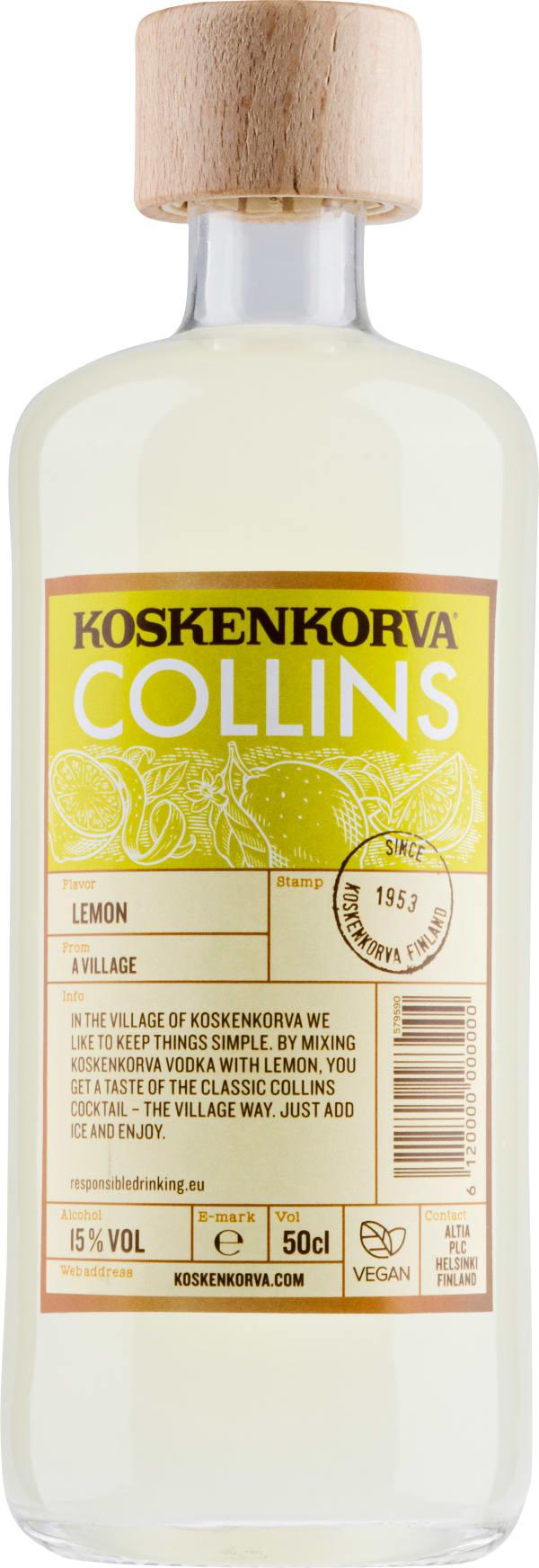 Koskenkorva Collins