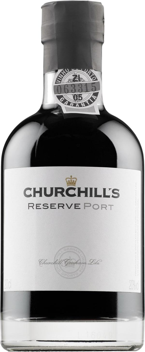 Churchill Reserve Port