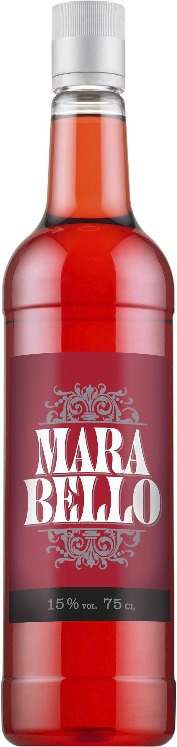 Marabello plastic bottle