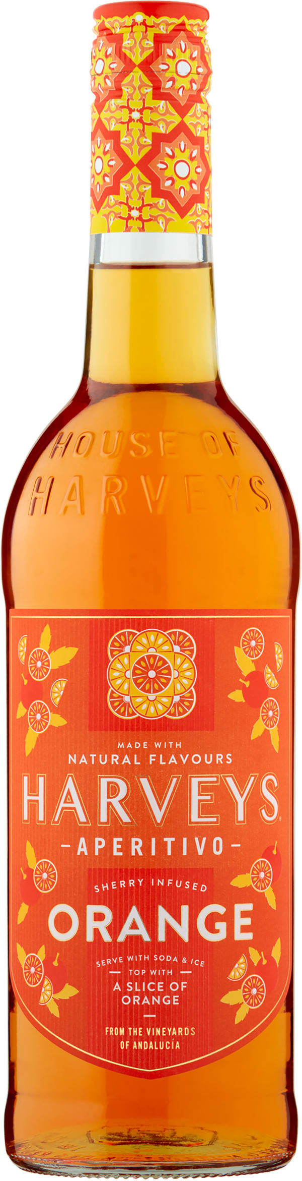 Harveys Aperitivo Orange